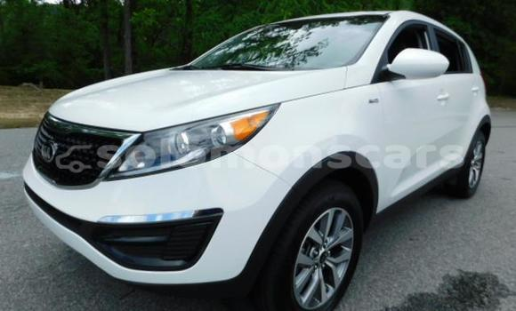 Buy Used Kia Sportage Other Car in Auki in Malaita