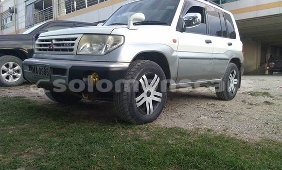 Buy Used Mitsubishi Pajero Other Car in Gizo in Western