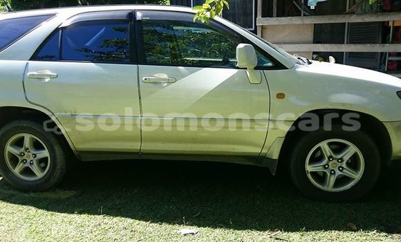 Buy Used Toyota Harrier Other Car in Tulagi in Central