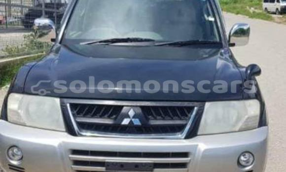 Buy Used Mitsubishi Pajero Other Car in Buala in Isabel