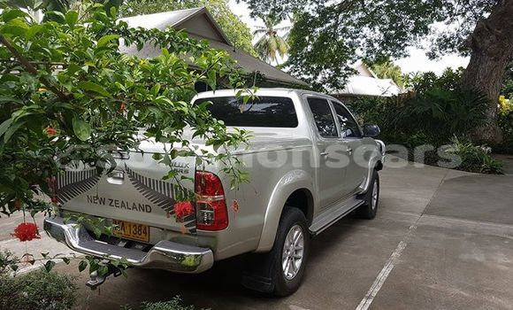 Buy Used Toyota Hilux Other Car in Buala in Isabel