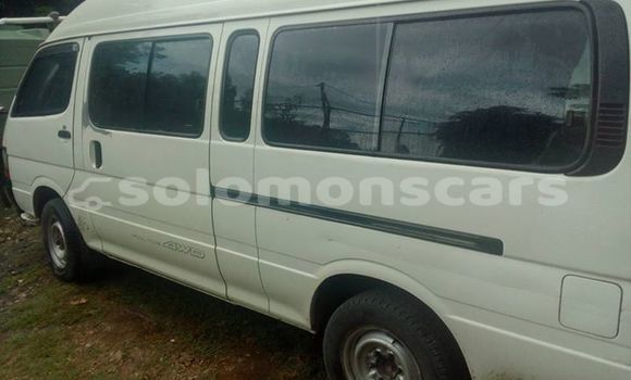 Buy Used Toyota Hiace Other Car in Auki in Malaita