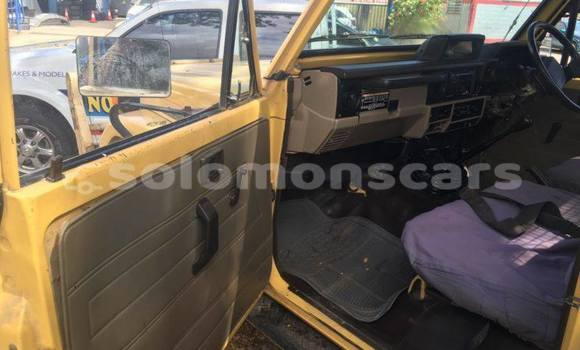 Buy Used Toyota Landcruiser Other Car in Taro Island in Choiseul