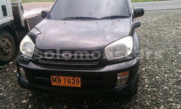 Buy Used Toyota RAV4 Other Car in Buala in Isabel