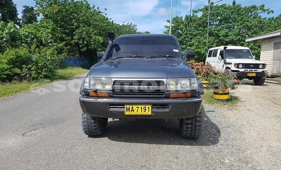 Buy Used Toyota Land Cruiser Other Car in Taro Island in Choiseul