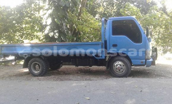Buy Used Isuzu NPR Other Car in Taro Island in Choiseul