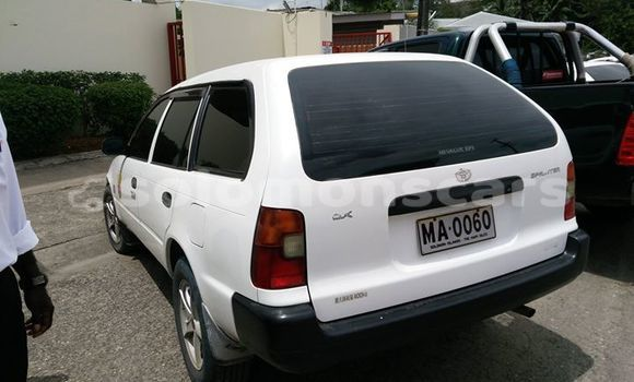 Buy Used Toyota Sprinter Other Car in Auki in Malaita