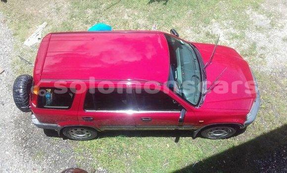 Buy Used Honda CRV Other Car in Nendo in Temotu