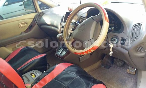 Buy Used Toyota Harrier Other Car in Buala in Isabel