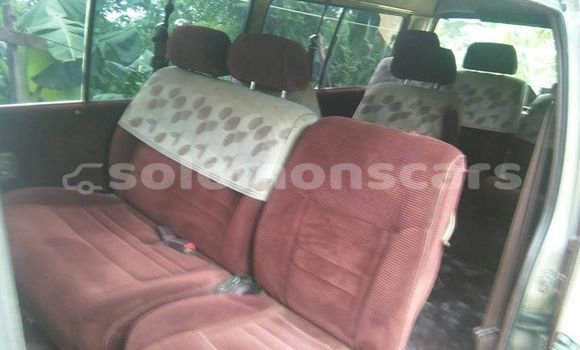 Buy Used Toyota Hiace Other Car in Honiara in Guadalcanal