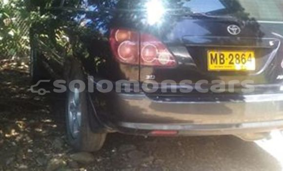 Buy Used Toyota Harrier Other Car in Nendo in Temotu