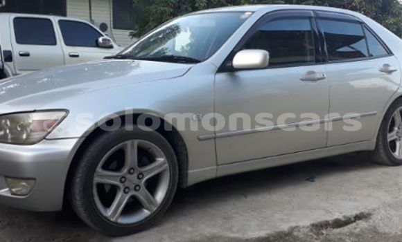 Buy Used Toyota Altezza Silver Car in Honiara in Guadalcanal