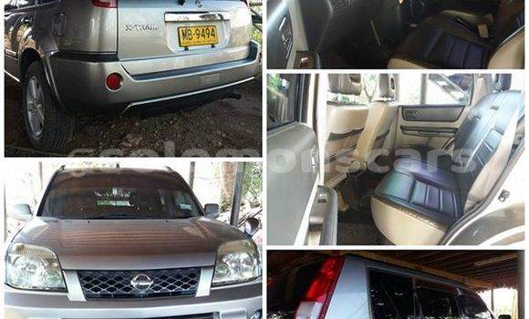 Buy Used Nissan X–Trail Silver Car in Honiara in Guadalcanal