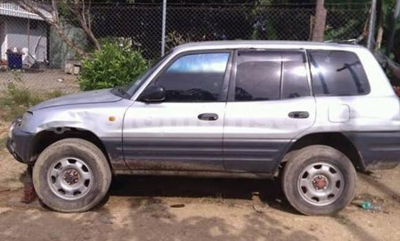 Buy Used Toyota RAV4 Silver Car in Honiara in Guadalcanal
