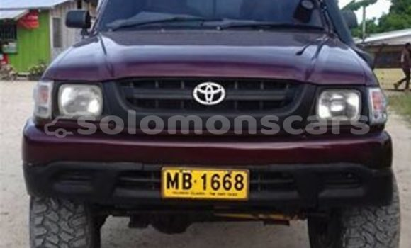 Buy Used Toyota Hilux Other Car in Honiara in Guadalcanal
