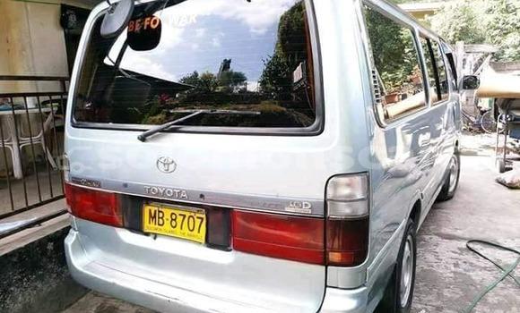 Buy Used Toyota Hiace Silver Car in Honiara in Guadalcanal