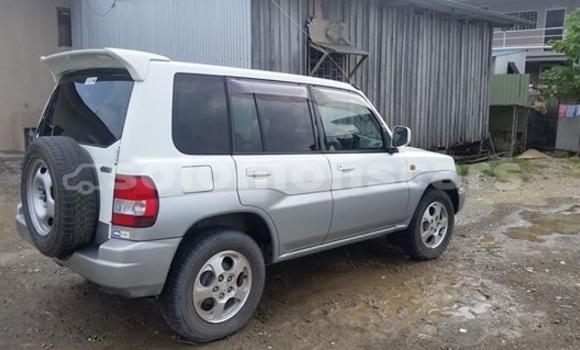 Buy Used Mitsubishi Pajero White Car in Honiara in Guadalcanal