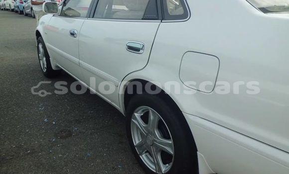 Buy Used Toyota Sprinter White Car in Honiara in Guadalcanal