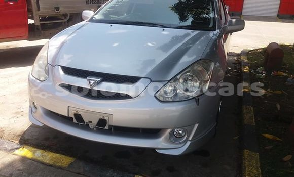 Buy Used Toyota Caldina Silver Car in Honiara in Guadalcanal