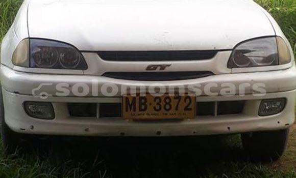 Buy Used Toyota Caldina White Car in Honiara in Guadalcanal