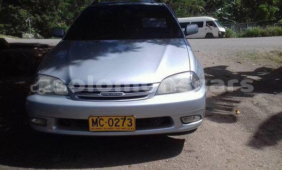 Buy Used Toyota Caldina Silver Car in Honiara in Guadalcanal