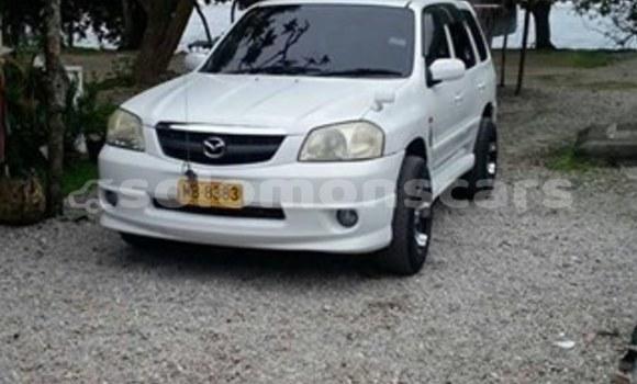 Buy Used Mazda Tribute White Car in Honiara in Guadalcanal