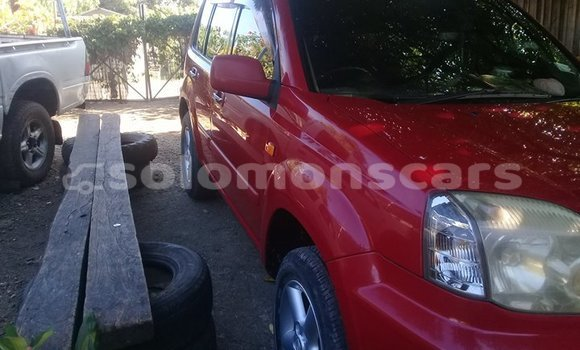 Buy Used Nissan Xtrail Red Car in Honiara in Guadalcanal