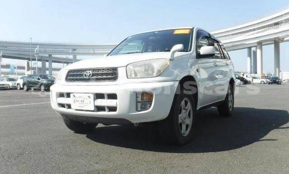 Buy Used Toyota RAV4 White Car in Honiara in Guadalcanal
