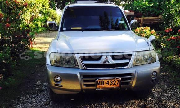 Buy Used Mitsubishi Pajero Other Car in Gizo in Western