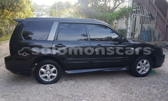 Buy Used Subaru Forester Black Car in Honiara in Guadalcanal
