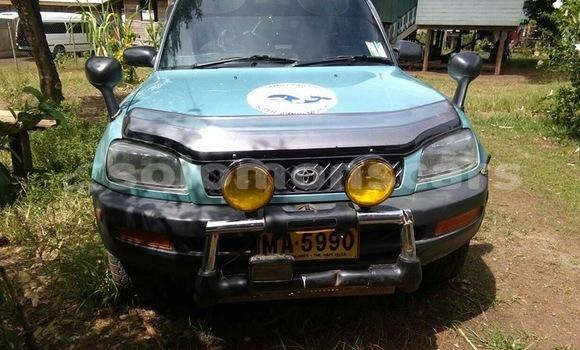 Buy Used Toyota RAV4 Green Car in Honiara in Guadalcanal