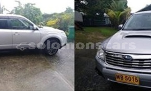 Buy Used Subaru Forester Other Car in Tulagi in Central