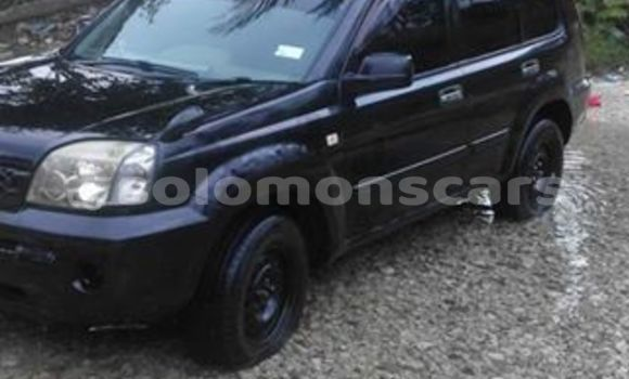Buy Imported Nissan X–Trail Black Car in Honiara in Guadalcanal