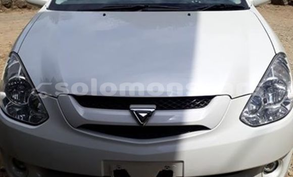 Buy Imported Toyota Caldina White Car in Honiara in Guadalcanal