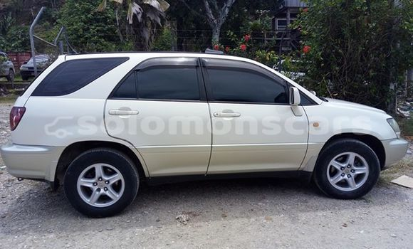 Buy Used Toyota Harrier Other Car in Honiara in Guadalcanal