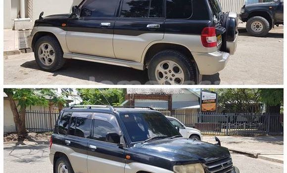 Buy Used Mitsubishi Pajero Black Car in Honiara in Guadalcanal