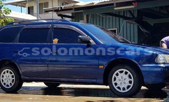 Buy Used Toyota Caldina Blue Car in Honiara in Guadalcanal