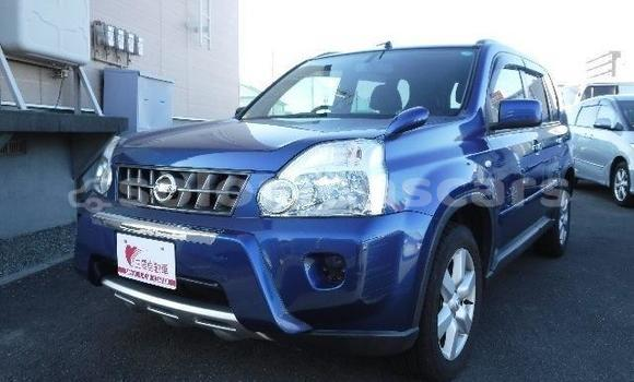 Buy Import Nissan X-Trail Blue Car in Honiara in Guadalcanal