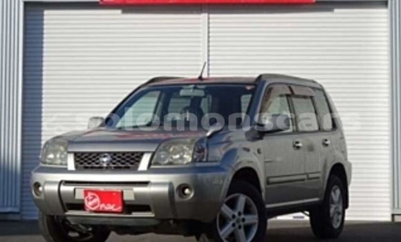 Buy Import Nissan Xtrail Silver Car in Honiara in Guadalcanal