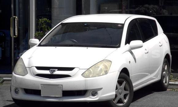 Buy Used Toyota Caldina White Car in Honiara in Guadalcanal