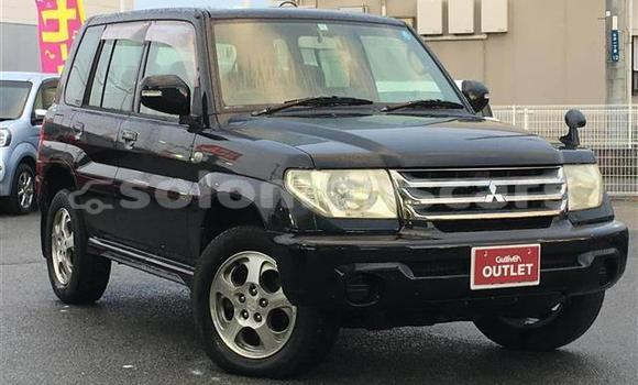Buy Used Mitsubishi Pajero iO Black Car in Honiara in Guadalcanal