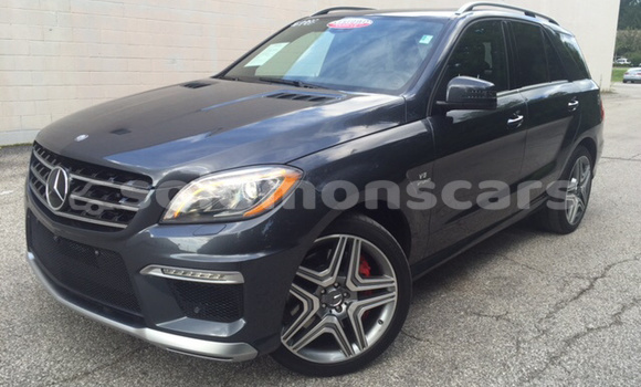 Buy Used Mercedes‒Benz M-klasse AMG Other Car in Baolo in Isabel