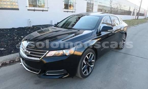 Buy Import Chevrolet Impala Black Car in Honiara in Guadalcanal