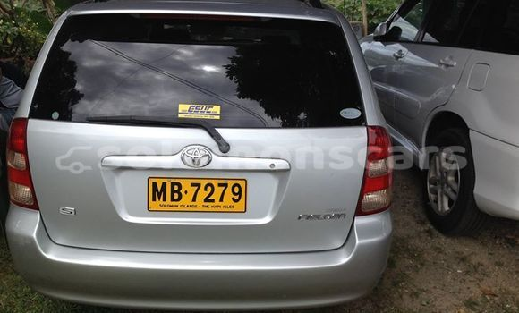 Buy Used Toyota Fielder Other Car in Taro Island in Choiseul