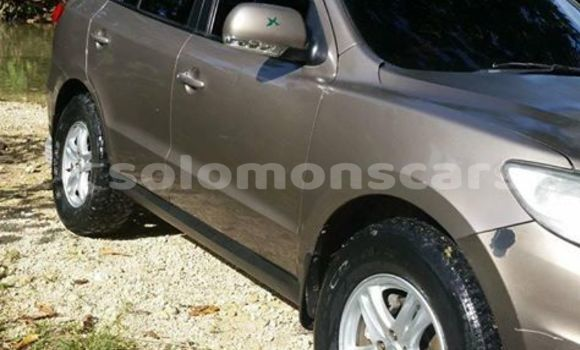 Buy Used Hyundai Santa Fe Other Car in Buala in Isabel