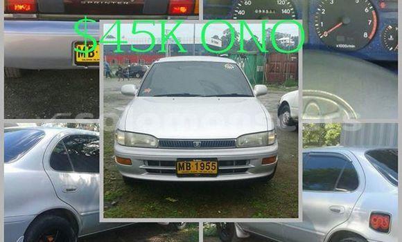 Buy Used Toyota Sprinter Other Car in Nendo in Temotu