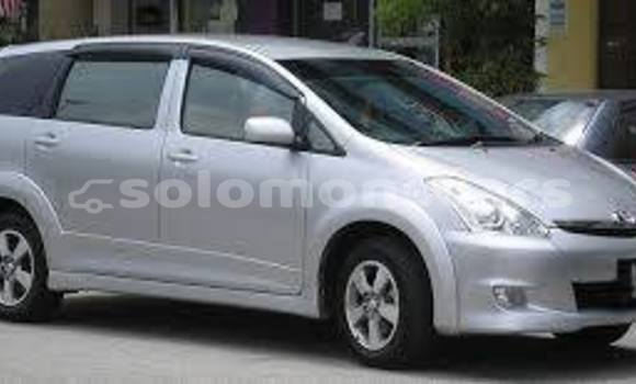 Buy Used Toyota Wish Other Car in Nendo in Temotu