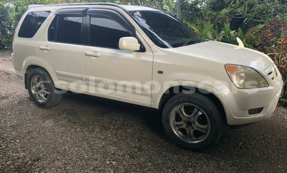 Buy Used Honda CRV Other Car in Taro Island in Choiseul