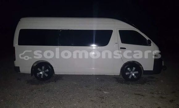 Buy Used Toyota Hiace Other Car in Gizo in Western