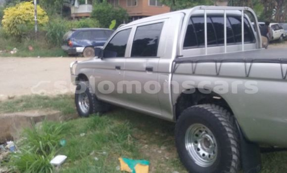 Buy Used Mitsubishi Triton Other Car in Tulagi in Central